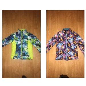 Girls winter jacket liners